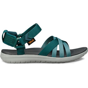 Teva W's Sanborn Sandals Deep Teal
